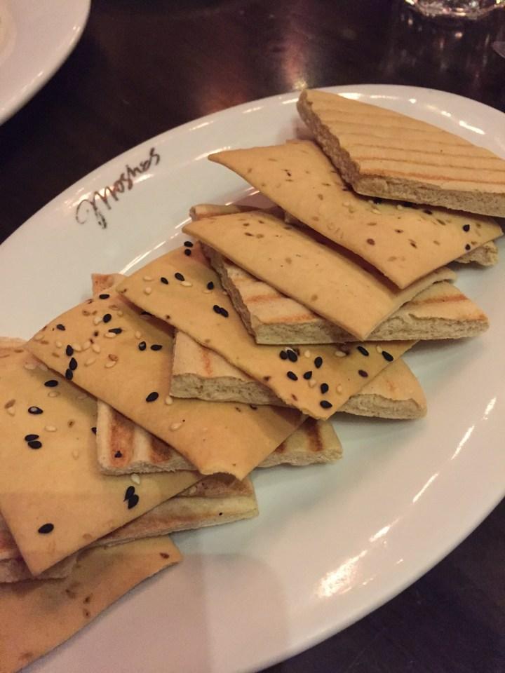 Lavash and pita bread