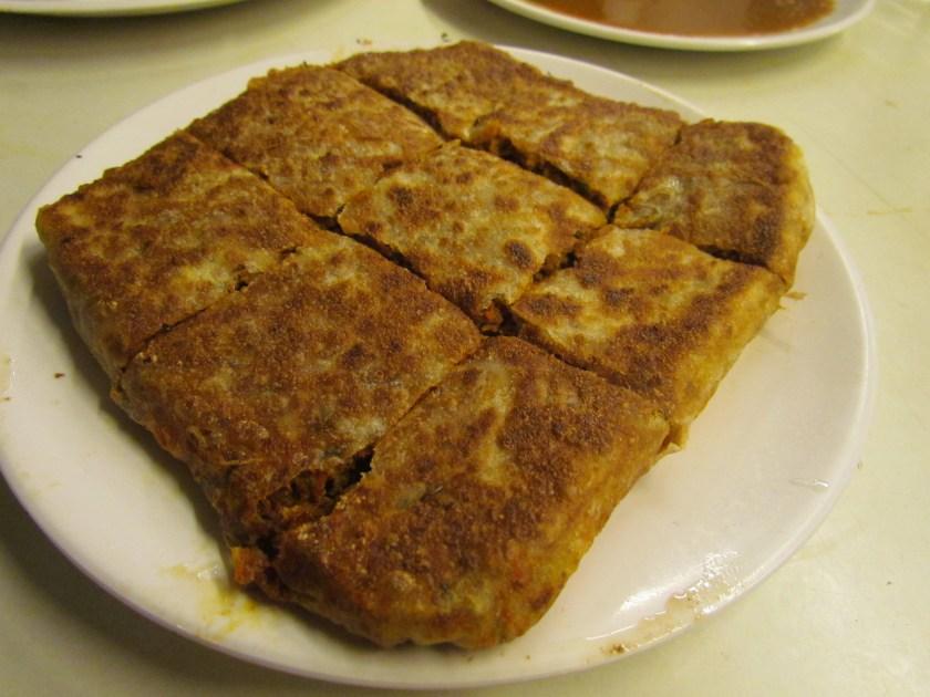 Mutton Baida roti