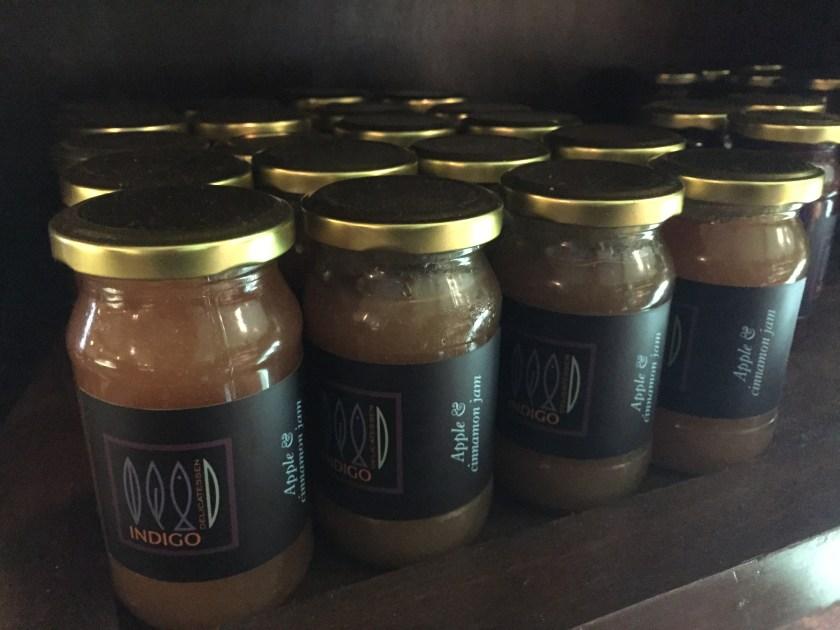 jams made inhouse
