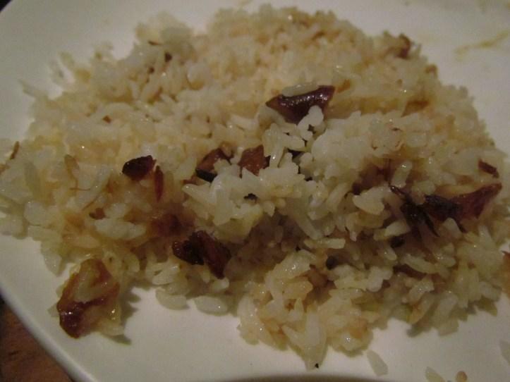 Ghee fried rice