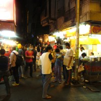 Streetfood - Amar Colony Market (New Delhi)
