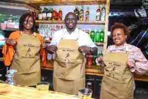 Diageo bartenders academy