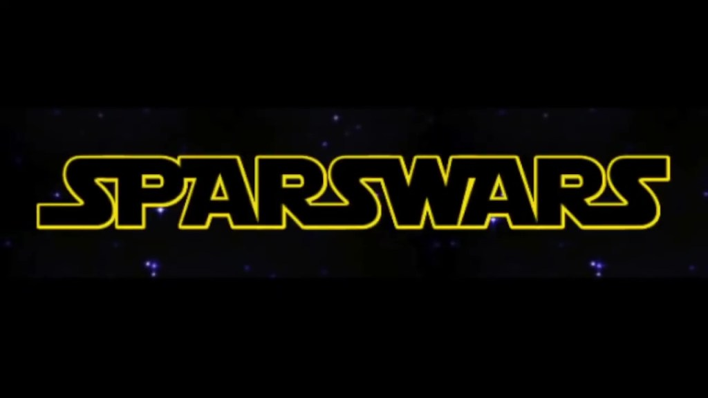 SPARSWARS – A Spacebusters Production