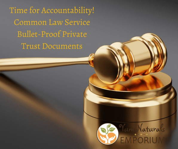 Time For Accountability - Yummy Doctor - Amandha Vollmer Blog