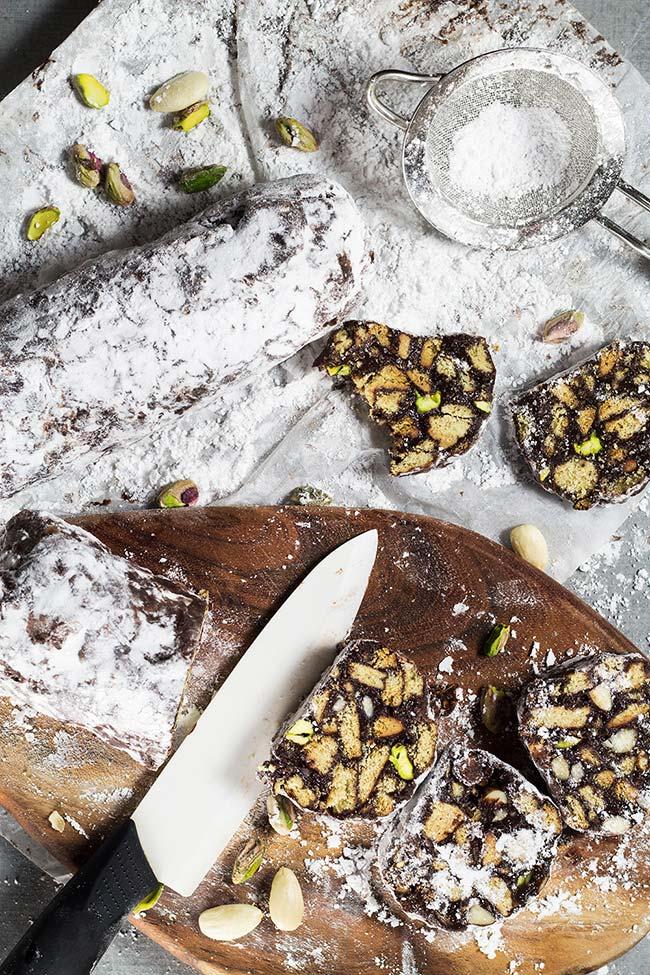 Chocolate Salami Recipe