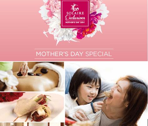 solaire mothers day special