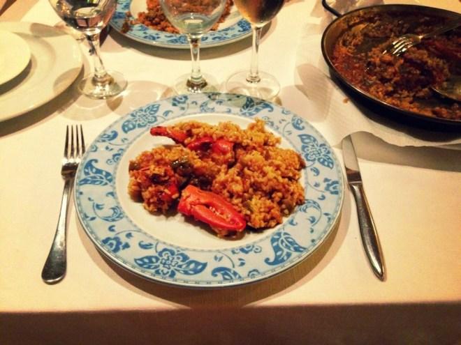 Restaurante Tribeca Barcelona
