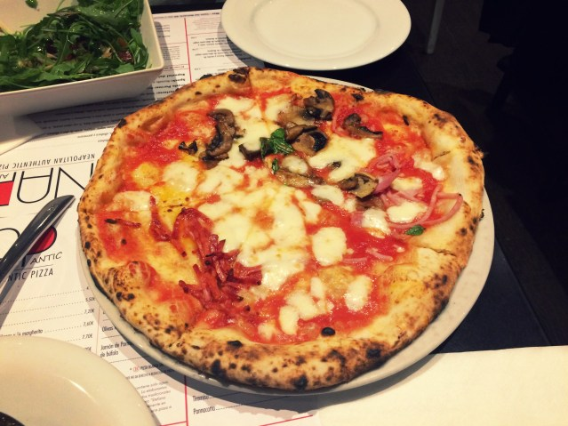 N.A.P. Neapolitan Authentic Pizza