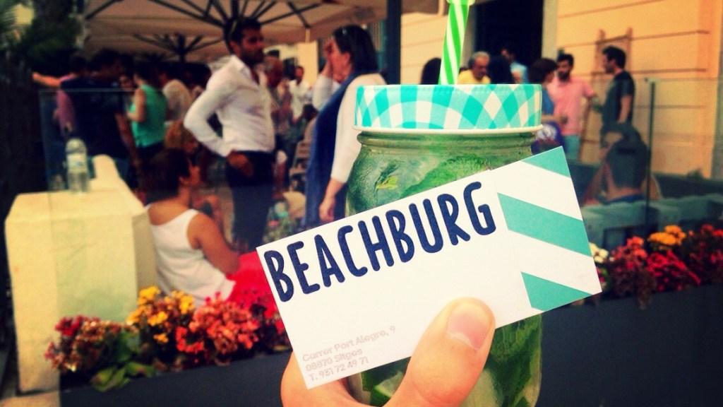 beachburg sitges