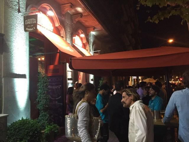 davita market entrada restaurante