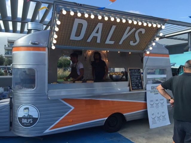 food truck route daly's