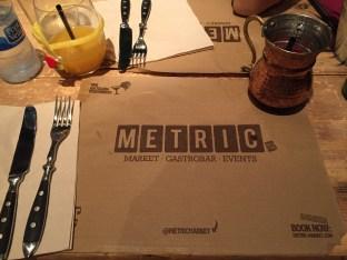 metric market