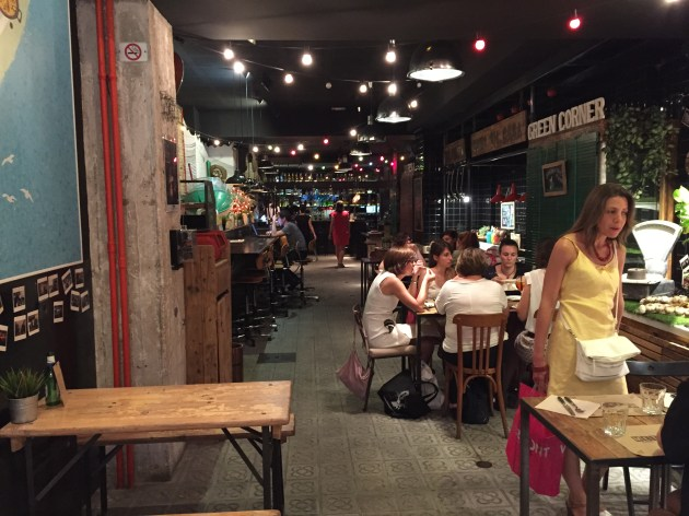metric market restaurante bar