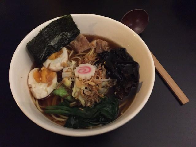 samurai ramen soja