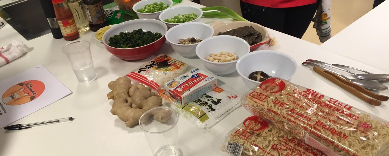 como hacer ramen ingredientes