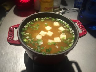 la barra tapas bar Sopa de Miso