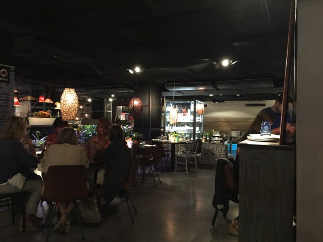 la barra tapas bar restaurante