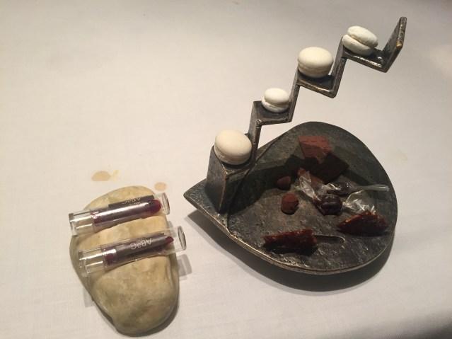 restaurante abac petit fours