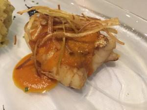 Restaurante Galaxó Merluza de Pincho