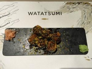 watatsumi Hosomaki de Maki Okashi