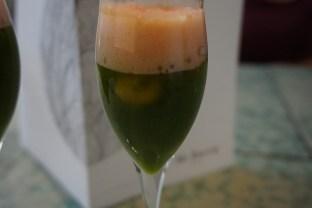 disfrutar restaurante Ensalada Liquida