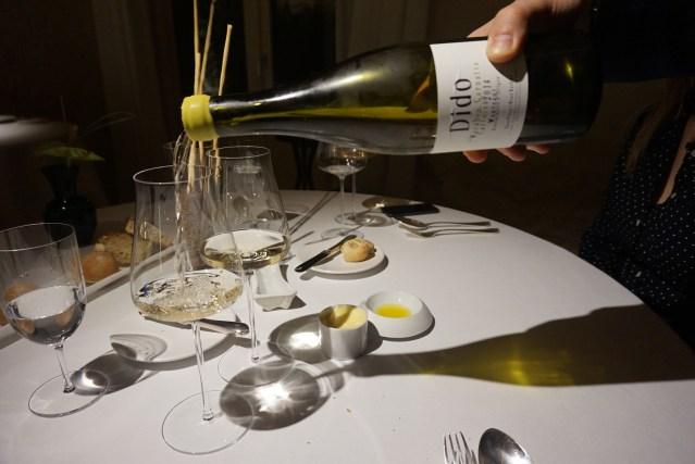 kresios restaurante Dido Blanc 2014 D.O. Montsant