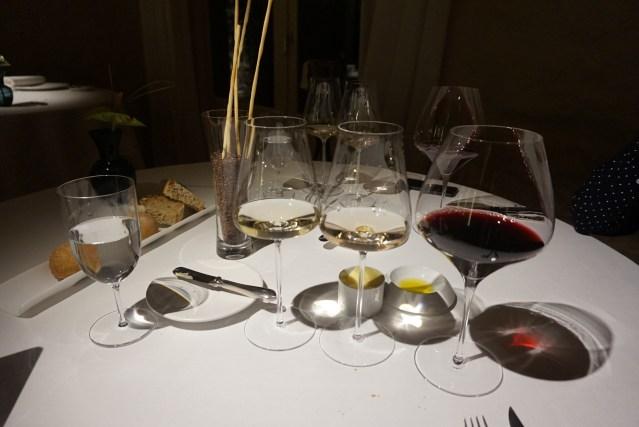 kresios restaurante vinos y maridaje
