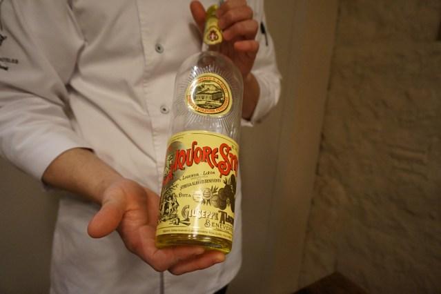 liquore strega Le Bouchon by Giuseppe