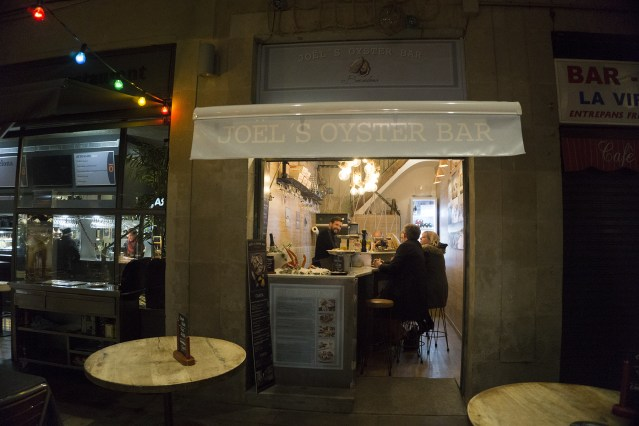 Joël's Oyster Bar