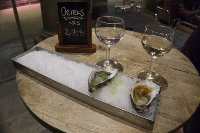 Joël's Oyster Bar la boqueria