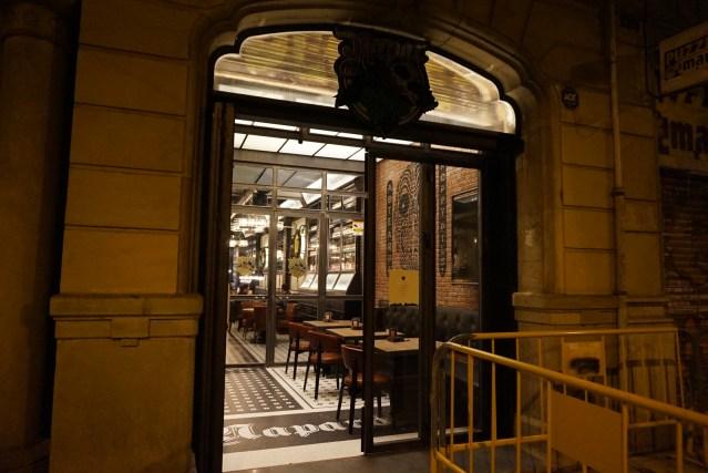 Naparbcn Restaurante Cervecería