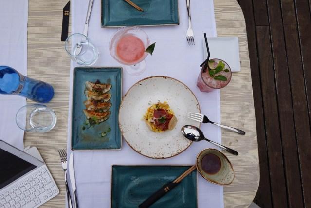 restaurante pacha barcelona carta y platos