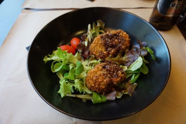 Kawamura Restaurante Croquetas Japonesas