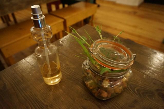 Salpicón de Pulpo y perfume de Chardonnay