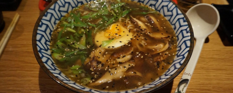 Ramen Wagyu Nakashita Restaurante