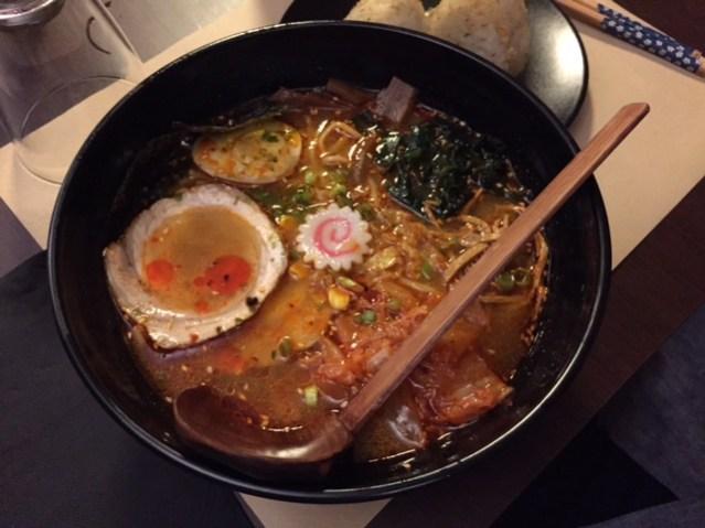 Kawamura Restaurante Ramen Picante