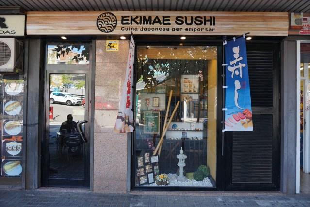 Ekimae SUSHI Restaurante