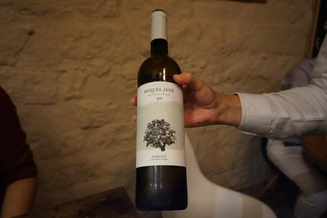 Vino Sauvignon Blanc Miquel Jané Penedes 2015