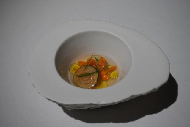 Verduras Encurtidas Mercer Restaurant Harry Wieding