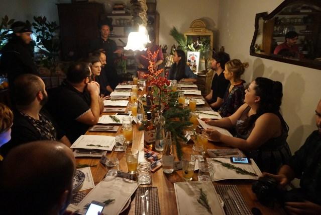 Cena de Acción de Gracias en Picnic Restaurant