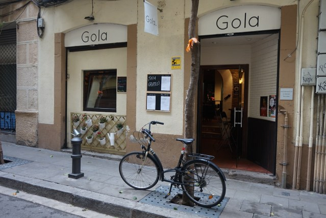 Restaurante Gola Tapería