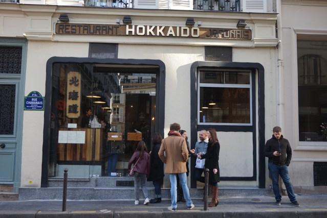 Hokkaido Restaurant Japonais.