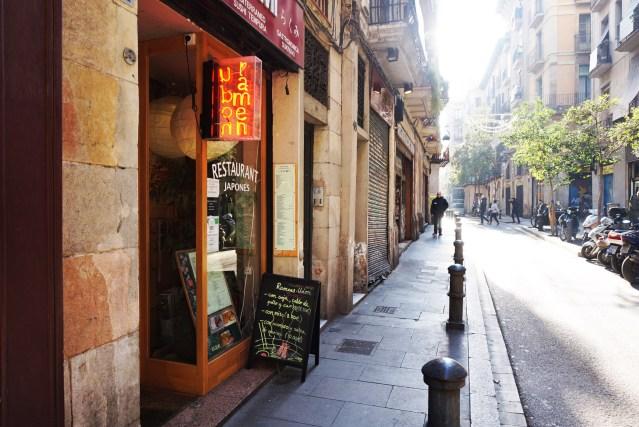 Rakumi Restaurante Barcelona