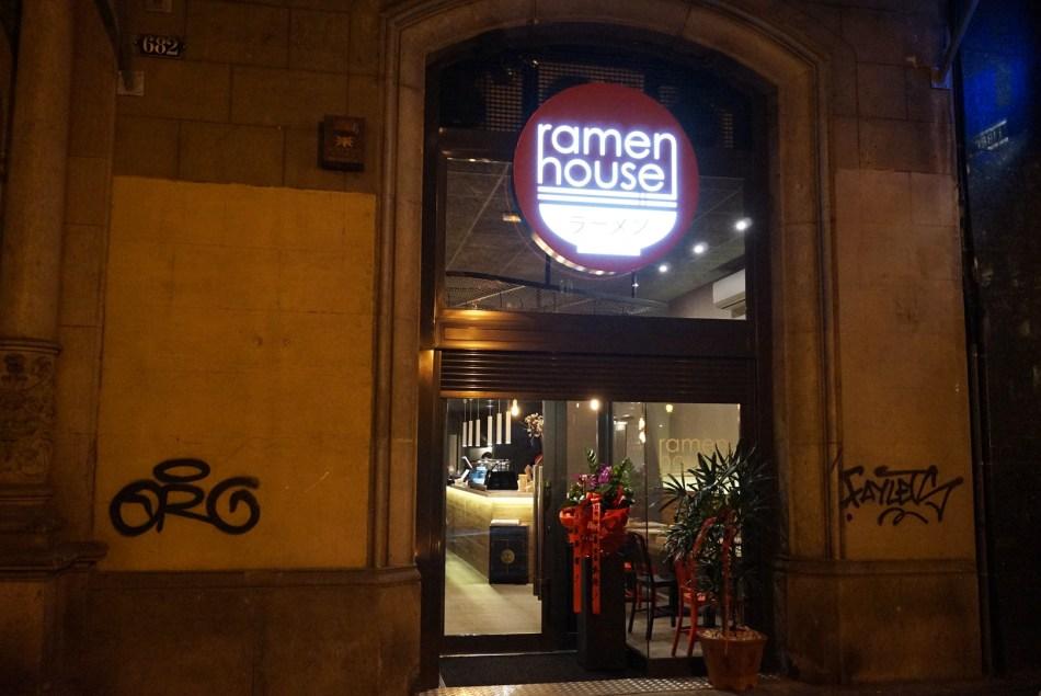 Restaurante Ramen House