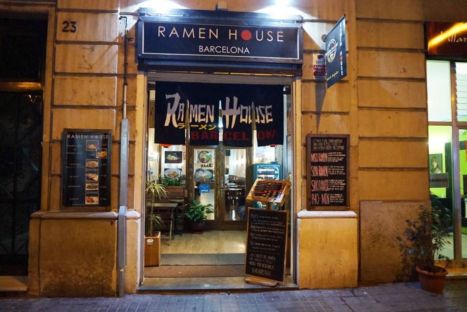 Ramen House Barcelona