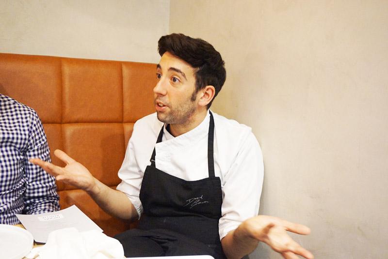 Restaurante Tomás to+ de David García Top Chef
