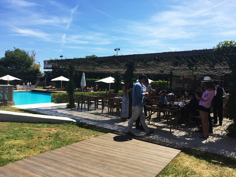 The Terrace Restaurante Barcelona
