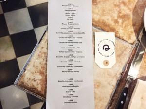 Pepa Pla carta platos menu