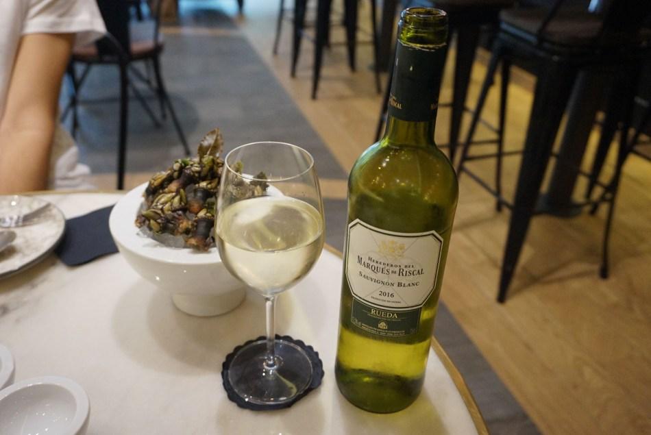 origen gastrobar vinos