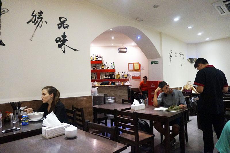 restaurante kaixuan